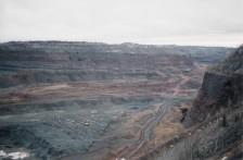 "Hull Rust Mine, the ""Grand Canyon"" of Minnesota 2012"