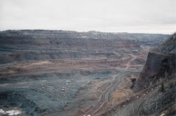 "Hull Rust Mine, the ""Grand Canyon"" of Minnesota 2012"