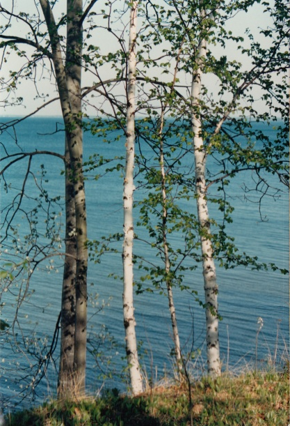 Chequamegon Bay on Lake Superior