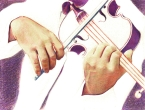 Hands of a Violinist