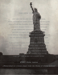 Statue of Liberty and Sonnet