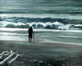 On_the_Shore_Painting